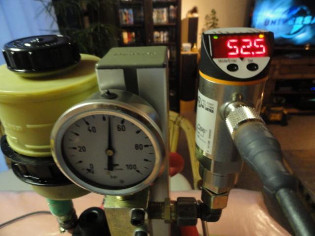 sonde et afficheur de pression, introuvable :/ Tresti10