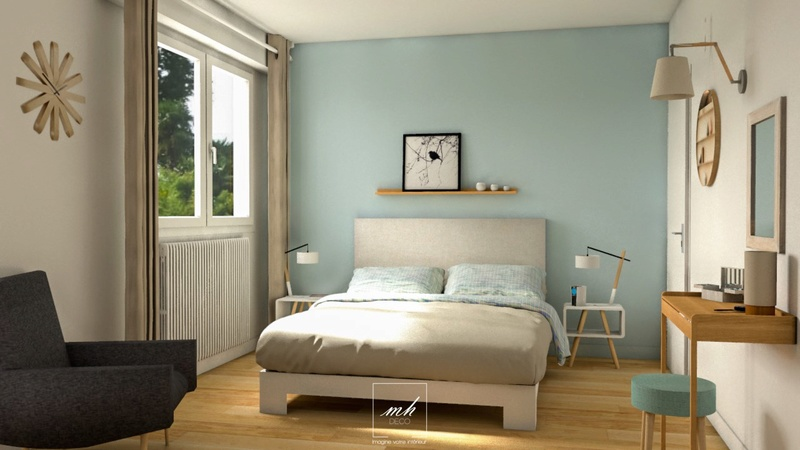 Reloocking chambre adulte  Decore10