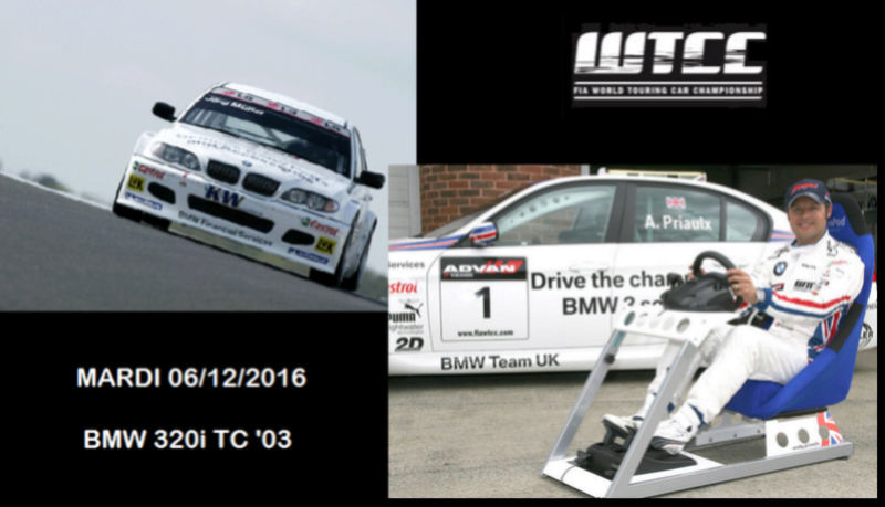 [ 13/12 ] BMW 320i TC - 2003 WTCC Style Sans_t10