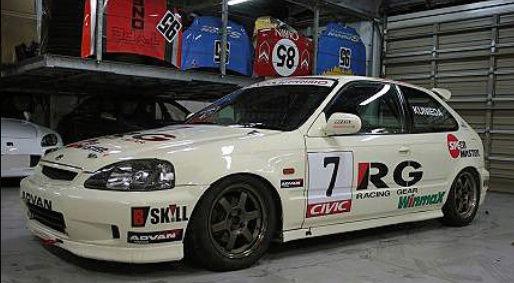 [21/02] Civic Type R (EK) TC Supra12