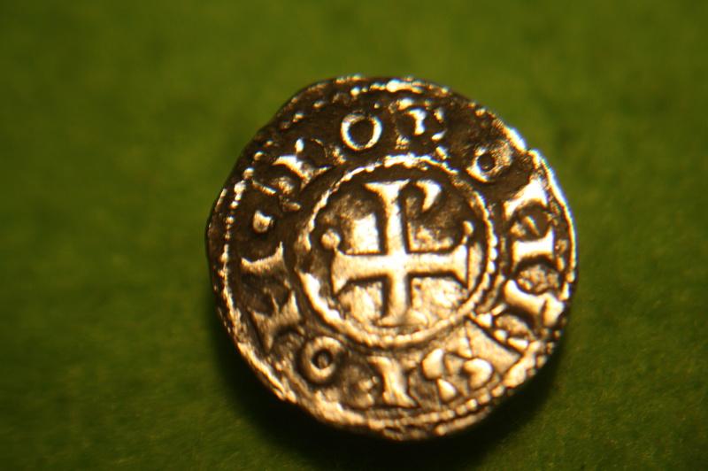 Denier semi-royal de Toulouse, Henri 1er et le Comte Pons (1037-1060) Img_0714