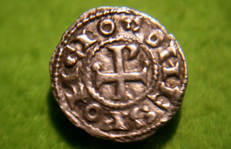 Denier semi-royal de Toulouse, Henri 1er et le Comte Pons (1037-1060) Img_0910