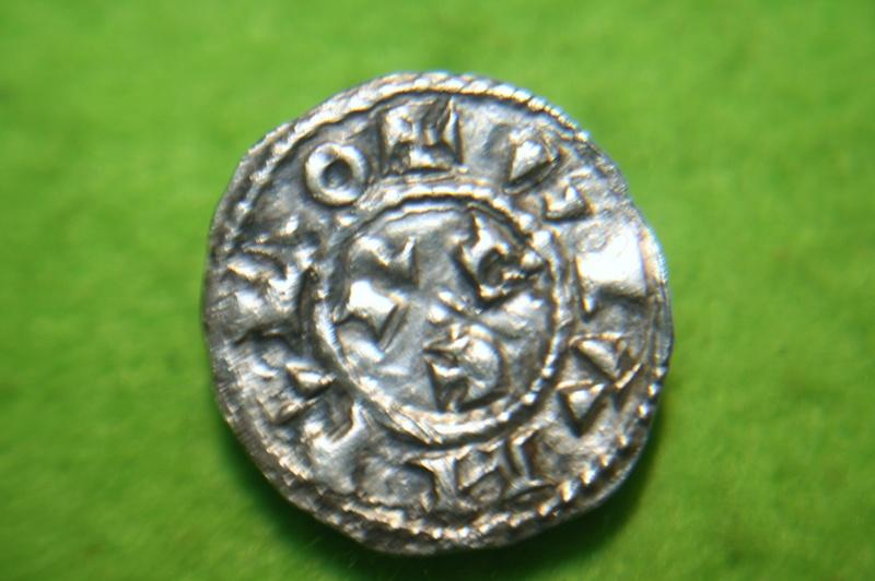 Denier semi-royal de Toulouse, Henri 1er et le Comte Pons (1037-1060) Img_0912