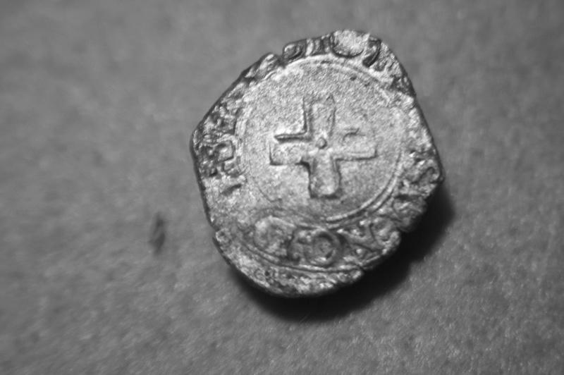 HENRI II Liard à l'H couronnée et à la croisette n.d. Aix-en-Provence. Img_1010