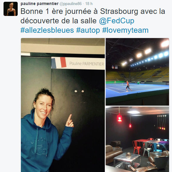 FED CUP 2016 : Groupe Mondial  - Page 9 Captur11