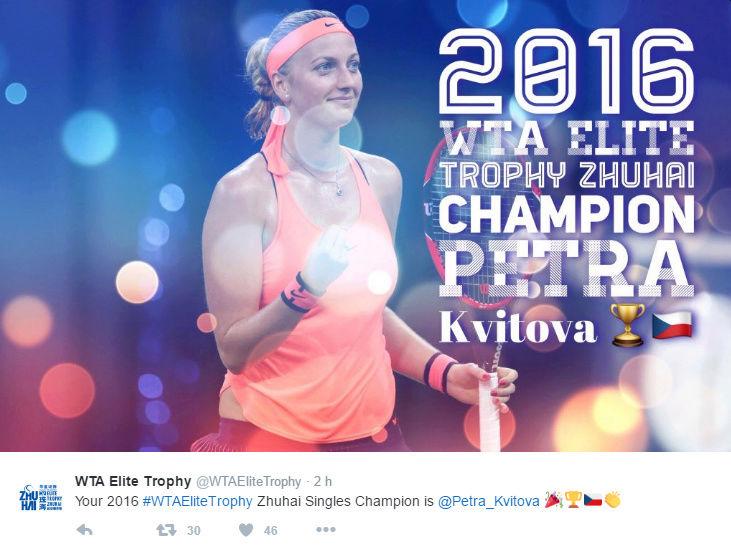 WTA ELITE TROPHY 2016 - Page 2 Sans_t11