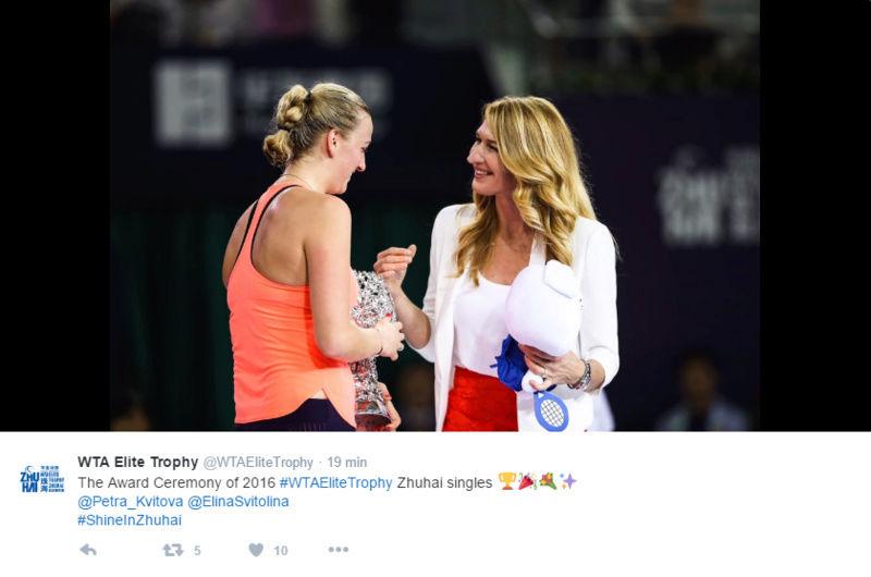 WTA ELITE TROPHY 2016 - Page 2 Sans_t15