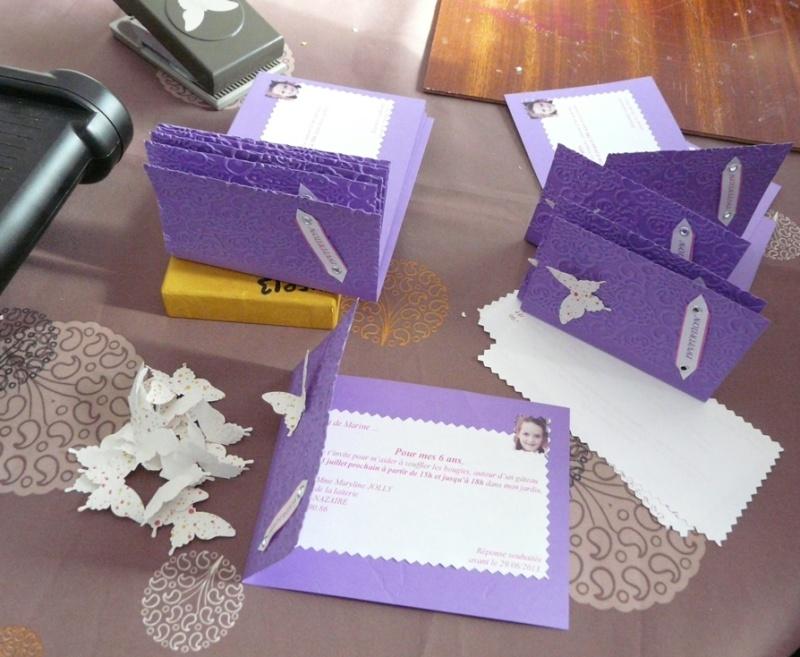 cartes - mes cartes d'invitation ( après midi scrap avec Laury) Reduit10
