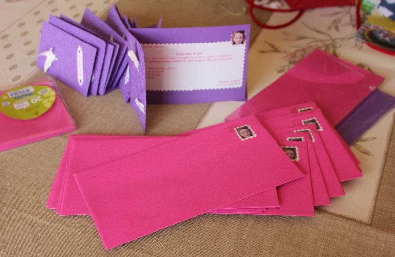 cartes - mes cartes d'invitation ( après midi scrap avec Laury) Reduit12