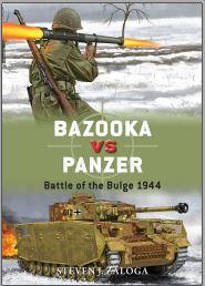 Bazooka VS Panzer. Battle of the Bulge 1944. Captur24