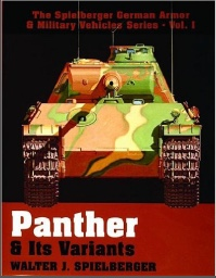 Panther - Its Variants. Sans_t30