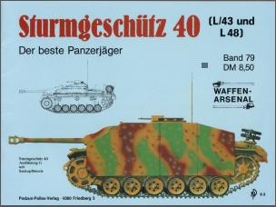 Sturmgeschutz 40 III (L43 und L48) Der beste panzerjäger. Sans_t41