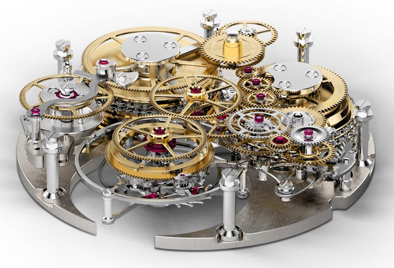 Grand Prix d'Horlogerie de Genève : L'Aiguille d'Or pour Ferdinand Berthoud Fb-1_m10