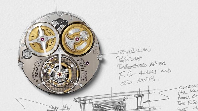 Grand Prix d'Horlogerie de Genève : L'Aiguille d'Or pour Ferdinand Berthoud Maxres10