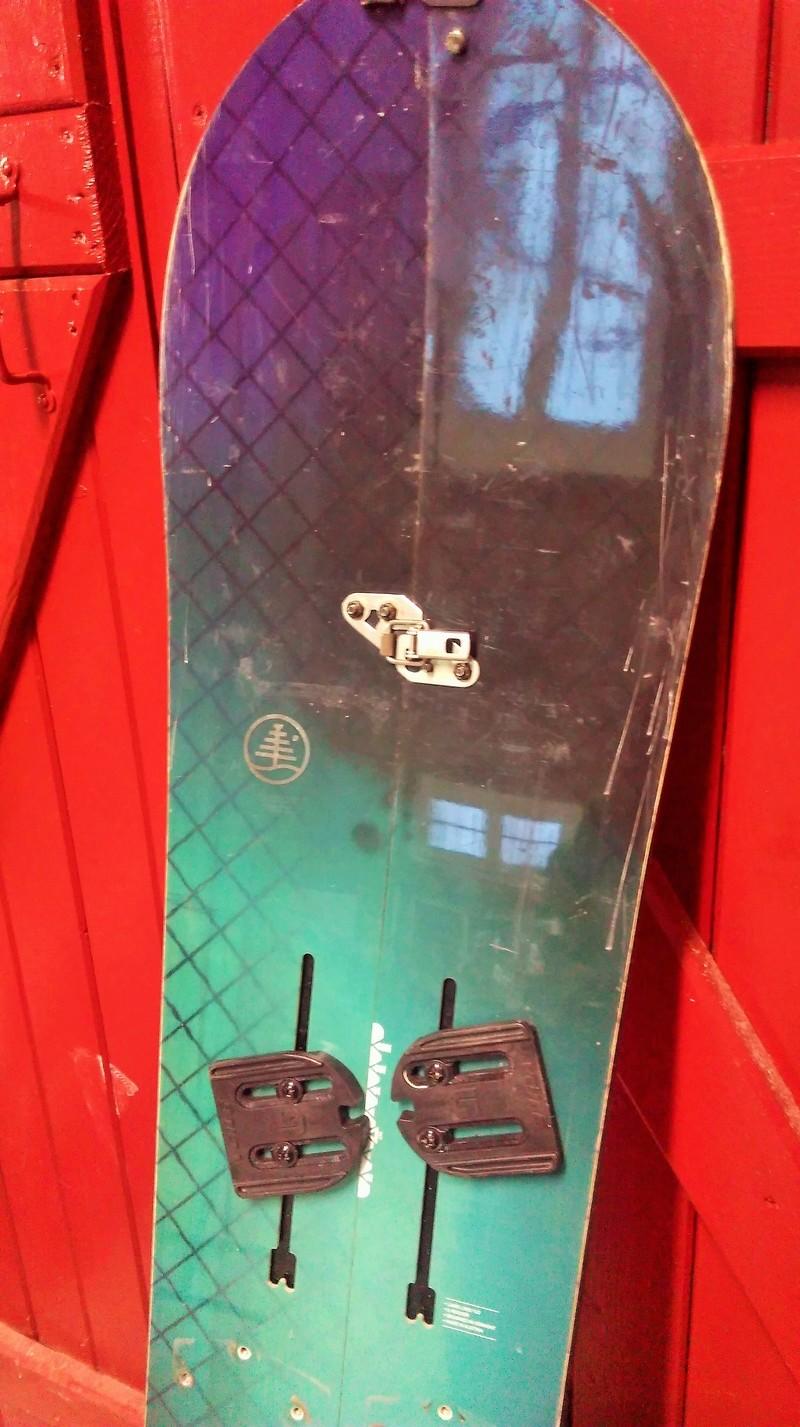 Burton Landlord 163,  250€ Imag0310