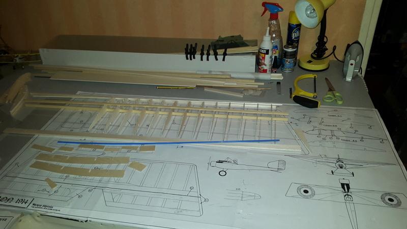 Construction d'un baron  210
