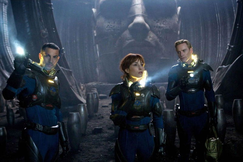 PROMETHEUS - Alien Prequel Promet10