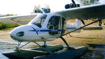 Каталоги, Легкий многоцелевой самолет  Kasat-10