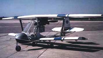 Каталоги, Легкий многоцелевой самолет  Mai89-10