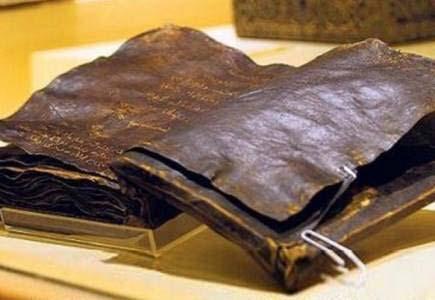 Les sources de la Bible Bible-10