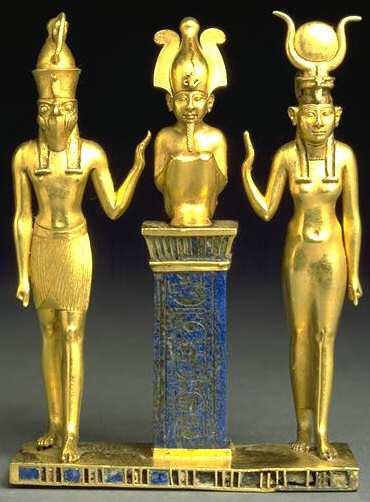 Les origines de la déesse Mère Triade10