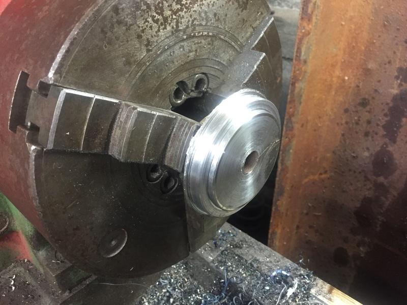 Modifications d'une brouette sur chenilles Img_0620