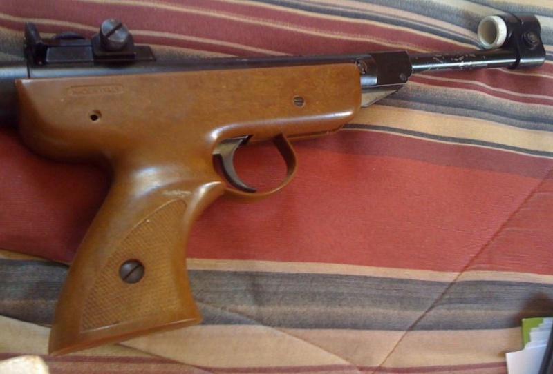 pistolet pour tir 10 m Gfsgs10