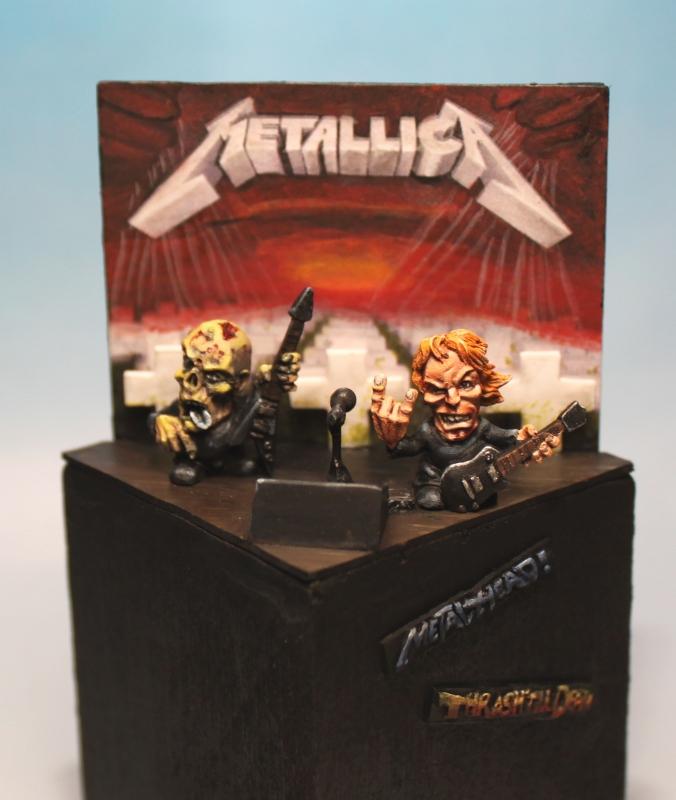 Metalhead & Thrash 'till Death Metalh11