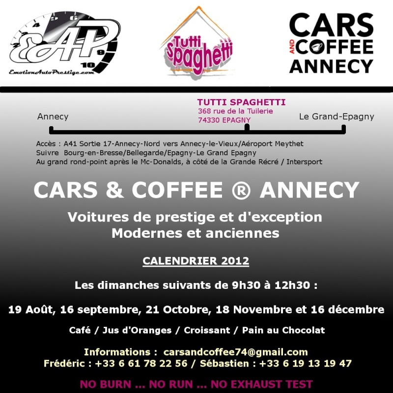 Cars & coffee à Annecy Flyer_10