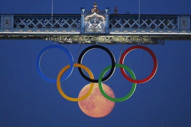 Olympic Rings Olympi10