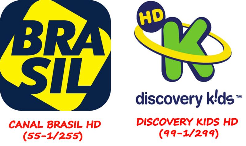 Canal Brasil HD e Discovery Kids HD liberados em pacotes anteriores ao 2017 14639810