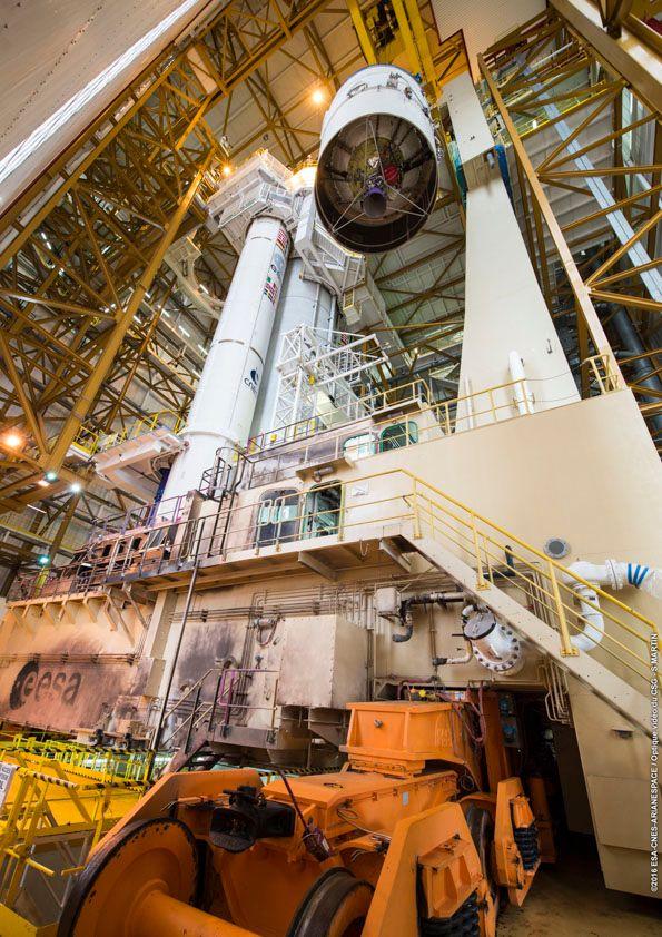 [SKYTEC] Novo satélite da SKY - Intelsat 32 (SKY Brasil-1) Ariane10