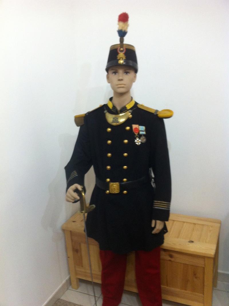 l'uniforme 1872 de mon arrière arrière grand père  Img_0512
