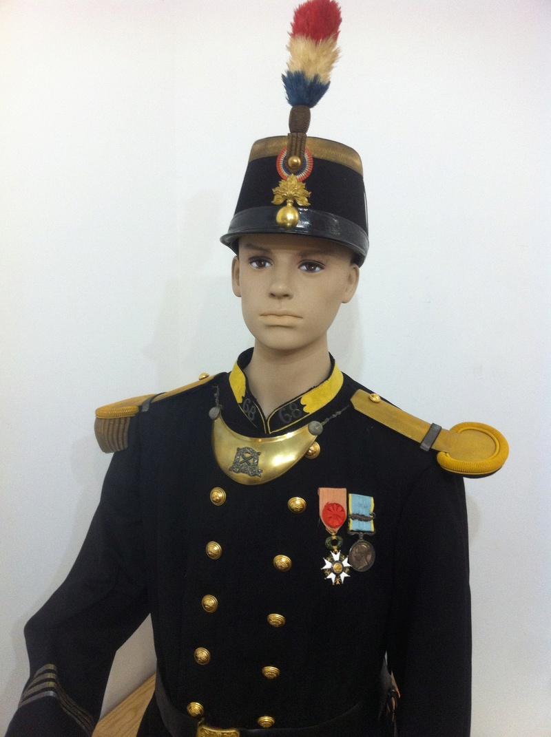 l'uniforme 1872 de mon arrière arrière grand père  Img_0514
