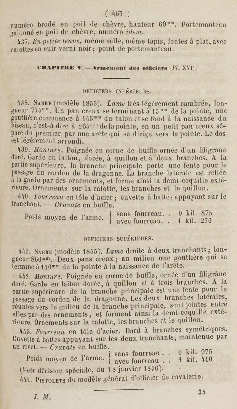 sabre 1855 d'officier supérieur d'infanterie - Page 3 Sabre_10
