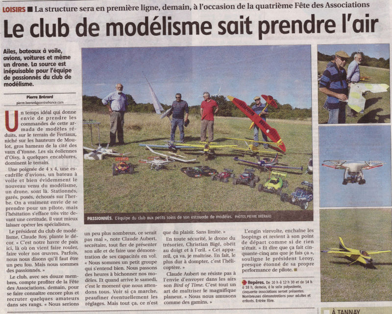 Club de Clamecy (58) Journa10