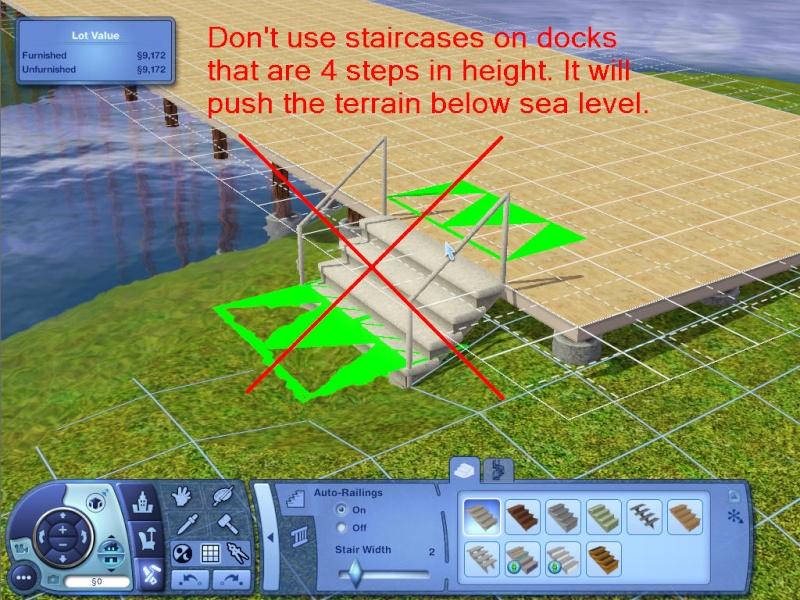 Guide to Houseboats in game & in CAW by SimGuruSemedi, EA IP Forum 1011