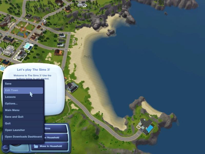 Guide to Houseboats in game & in CAW by SimGuruSemedi, EA IP Forum 110