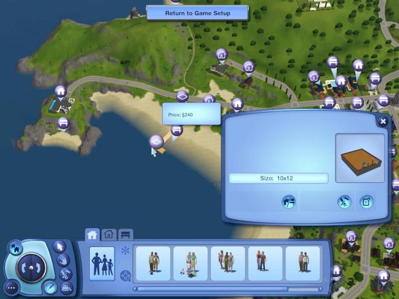 Guide to Houseboats in game & in CAW by SimGuruSemedi, EA IP Forum 1510