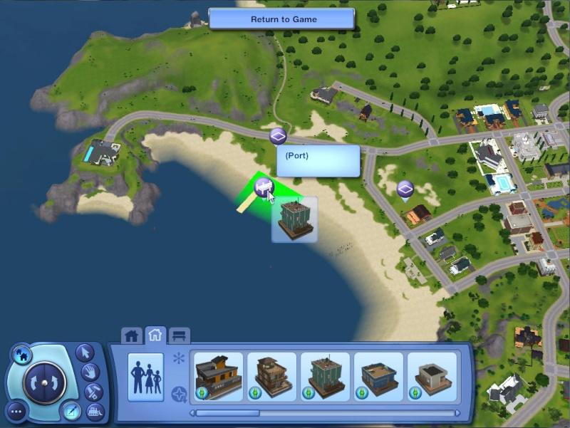 Guide to Houseboats in game & in CAW by SimGuruSemedi, EA IP Forum 1710