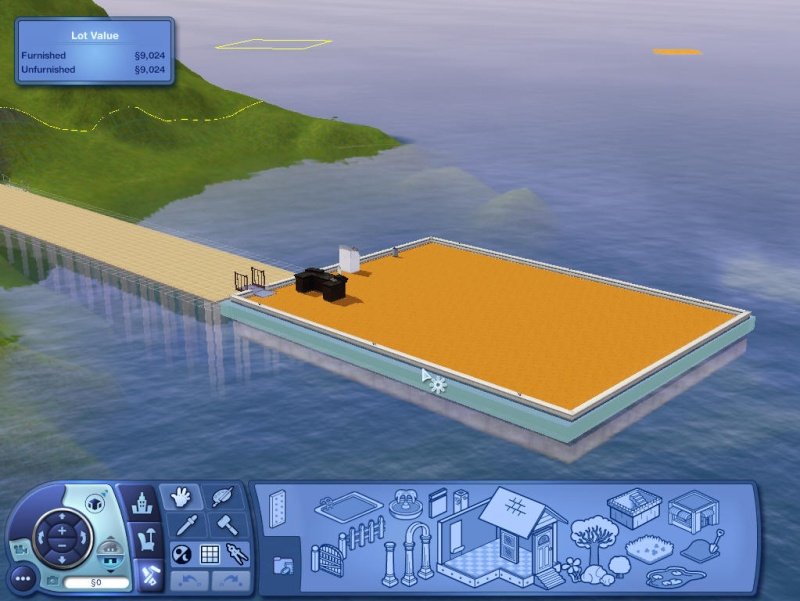 Guide to Houseboats in game & in CAW by SimGuruSemedi, EA IP Forum 1811