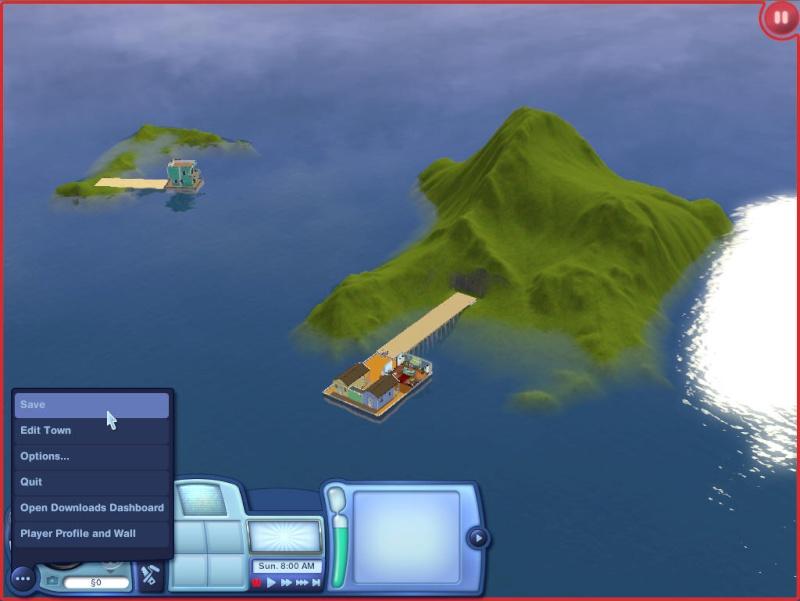 Guide to Houseboats in game & in CAW by SimGuruSemedi, EA IP Forum 2310