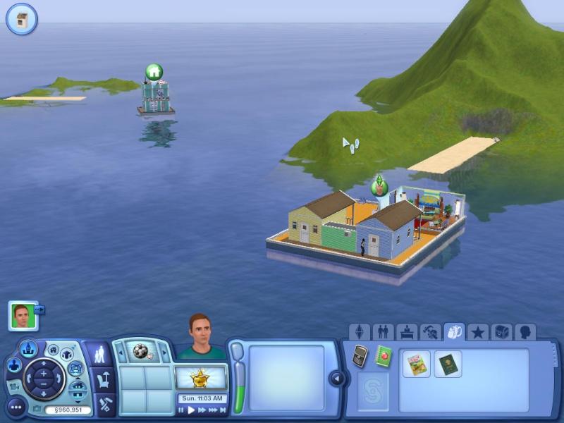 Guide to Houseboats in game & in CAW by SimGuruSemedi, EA IP Forum 2610