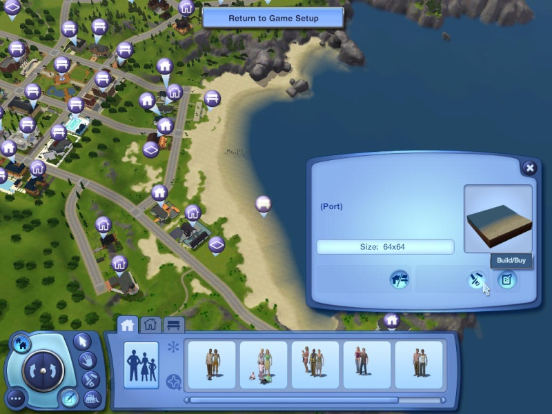 Guide to Houseboats in game & in CAW by SimGuruSemedi, EA IP Forum 510