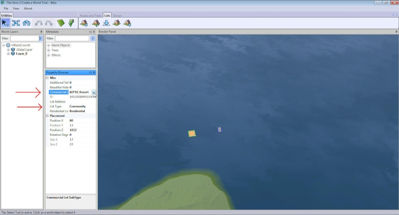 Guide to Houseboats in game & in CAW by SimGuruSemedi, EA IP Forum 511