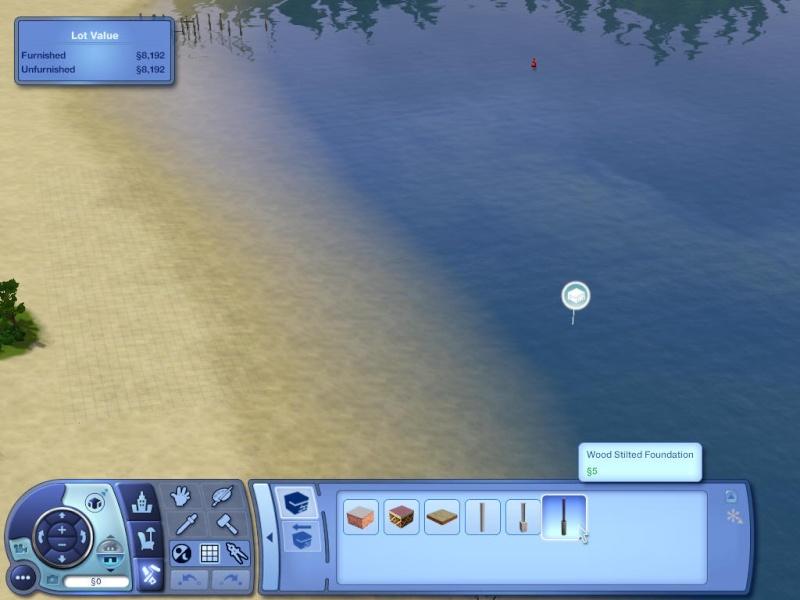 Guide to Houseboats in game & in CAW by SimGuruSemedi, EA IP Forum 610
