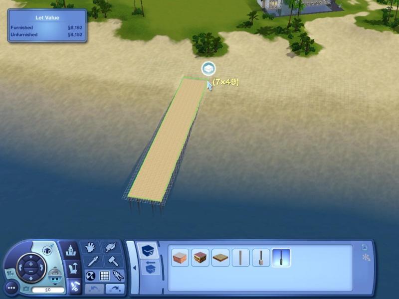 Guide to Houseboats in game & in CAW by SimGuruSemedi, EA IP Forum 710