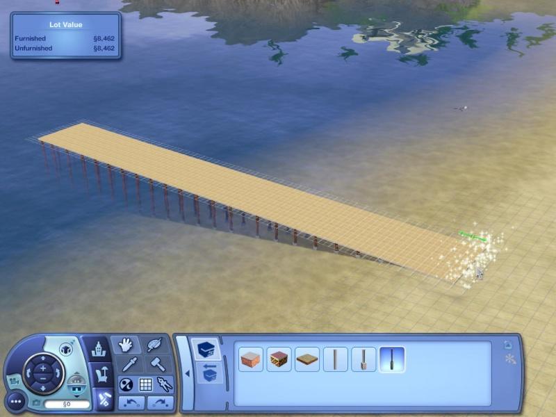Guide to Houseboats in game & in CAW by SimGuruSemedi, EA IP Forum 810