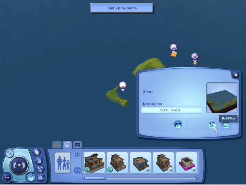 Guide to Houseboats in game & in CAW by SimGuruSemedi, EA IP Forum 911
