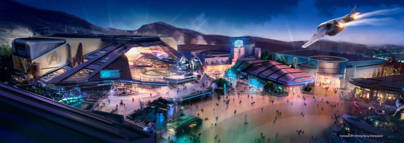[Hong Kong Disneyland] Nouveau Land Marvel Universe (2019 - 2023) 15128910